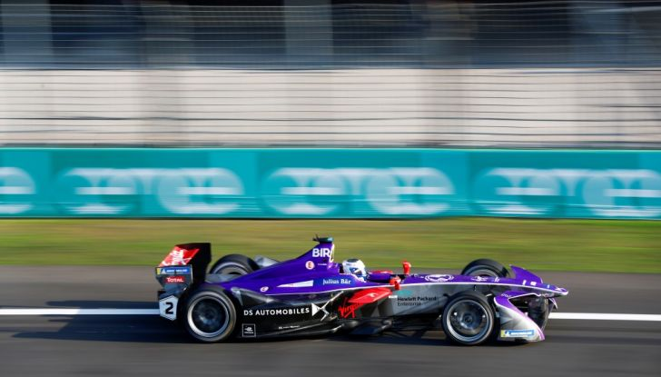 DS Virgin Racing – risultati e classifica E-Prix del Messico - Foto 1 di 2