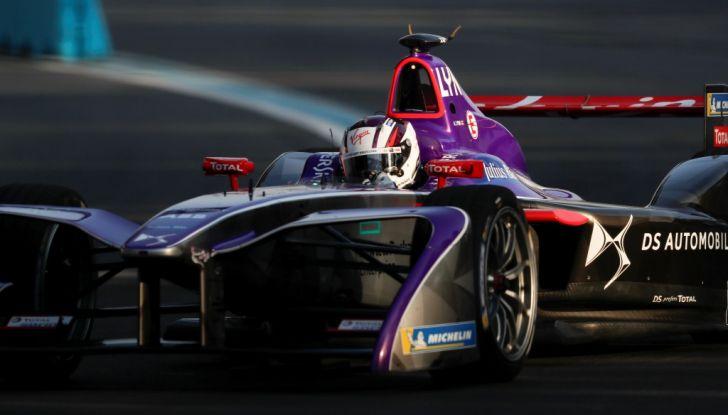 Le interviste ai protagonisti del Team DS Virgin Racing all'E-Prix del Messico - Foto 2 di 3