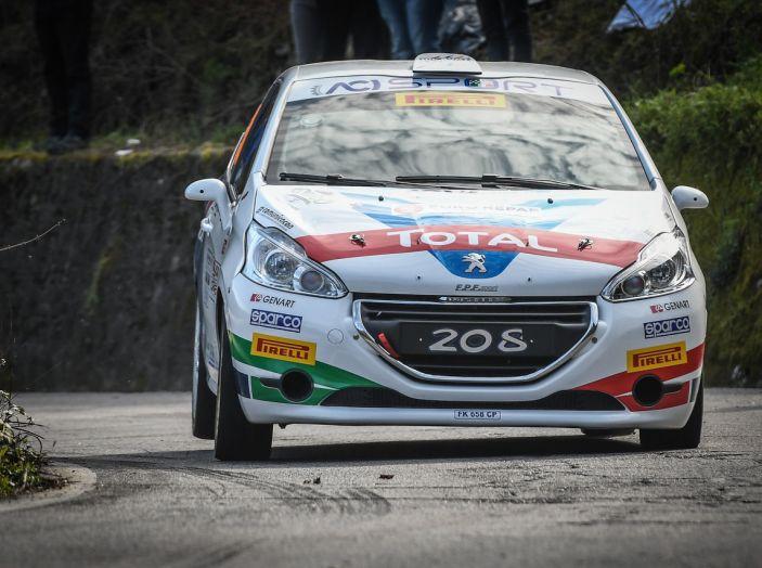 Esordio positivo da pilota ufficiale Peugeot per De Tommaso - Foto 2 di 4