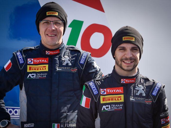 Esordio positivo da pilota ufficiale Peugeot per De Tommaso - Foto 4 di 4