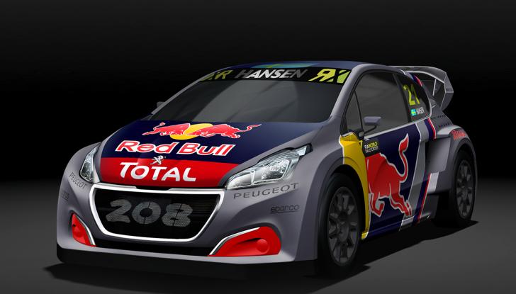 Bruno Famin (Direttore Peugeot Sport) sulla stagione 2018 del WRX - Foto 3 di 3
