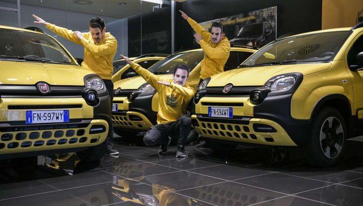 Fiat Panda e Rovazzi: tutto molto interessante - Foto 1 di 25