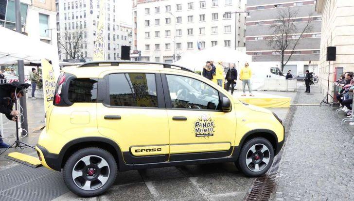 Fiat Panda e Rovazzi: tutto molto interessante - Foto 16 di 25
