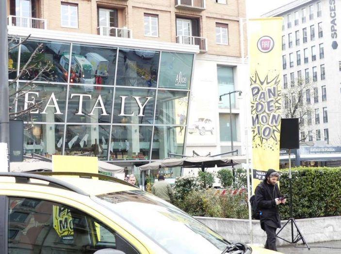 Fiat Panda e Rovazzi: tutto molto interessante - Foto 17 di 25