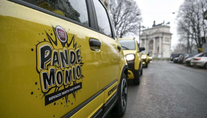 Fiat Panda e Rovazzi: tutto molto interessante - Foto 11 di 25
