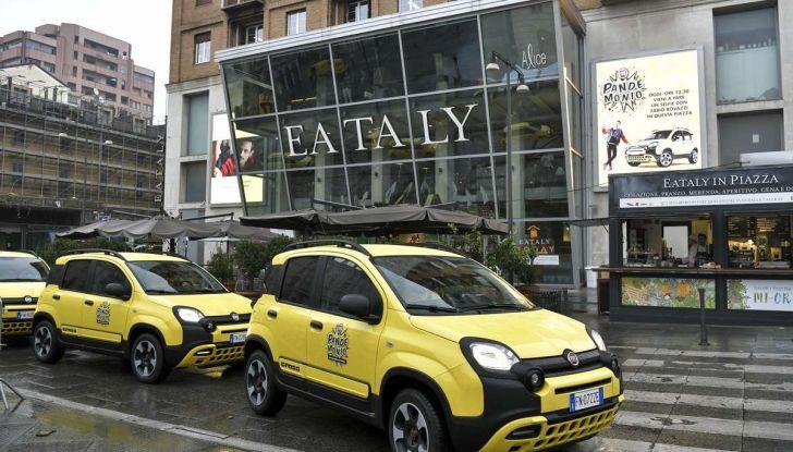 Fiat Panda e Rovazzi: tutto molto interessante - Foto 13 di 25