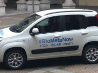 Fiat Panda a biometano, il long-test drive compie un anno
