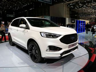 Nuova Ford Edge: dinamica, spaziosa e con nuove dotazioni tecnologiche