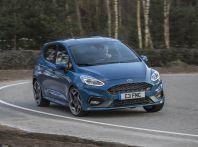 Ford Fiesta ST 2018, la sportiva da 200CV diventa 3 cilindri
