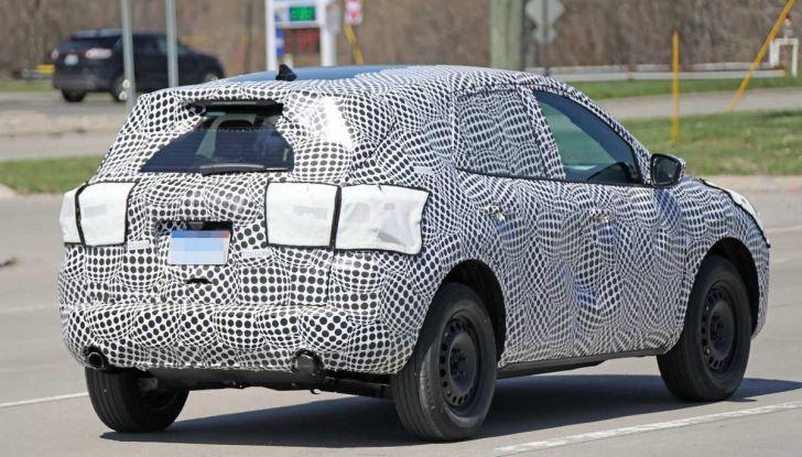 Ford Kuga 2020, prime prove su strada per il Crossover dell'Ovale Blu - Foto 22 di 23