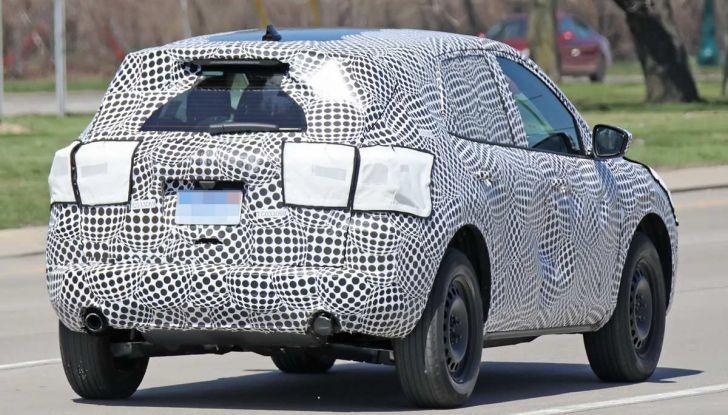 Ford Kuga 2020, prime prove su strada per il Crossover dell'Ovale Blu - Foto 9 di 23