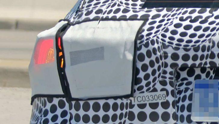 Ford Kuga 2020, prime prove su strada per il Crossover dell'Ovale Blu - Foto 4 di 23