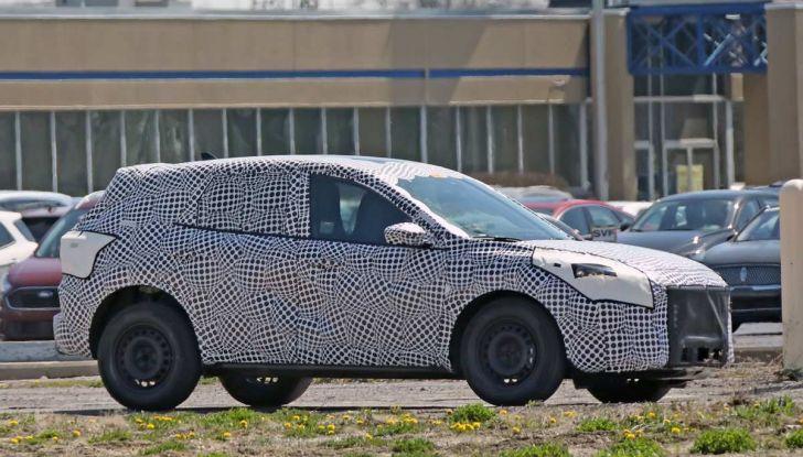 Ford Kuga 2020, prime prove su strada per il Crossover dell'Ovale Blu - Foto 18 di 23