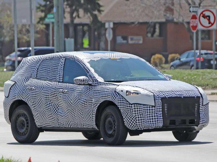Ford Kuga 2020, prime prove su strada per il Crossover dell'Ovale Blu - Foto 20 di 23
