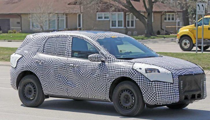 Ford Kuga 2020, prime prove su strada per il Crossover dell'Ovale Blu - Foto 26 di 36