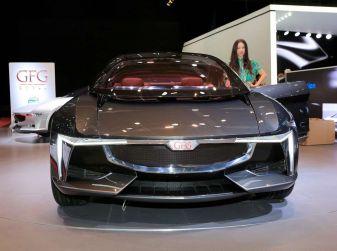 GFG Style Sibylla, l'auto elettrica firmata Giugiaro