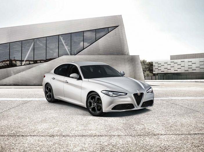 Alfa Romeo Giulia Tech Edition: Infotainment aggiornato e lusso da 32.500€ - Foto 1 di 12