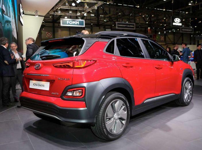 Hyundai Kona Electric 2018: tanta autonomia, dotazioni ricche e prezzi contenuti - Foto 3 di 9