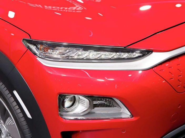 Hyundai Kona Electric 2018: tanta autonomia, dotazioni ricche e prezzi contenuti - Foto 7 di 9