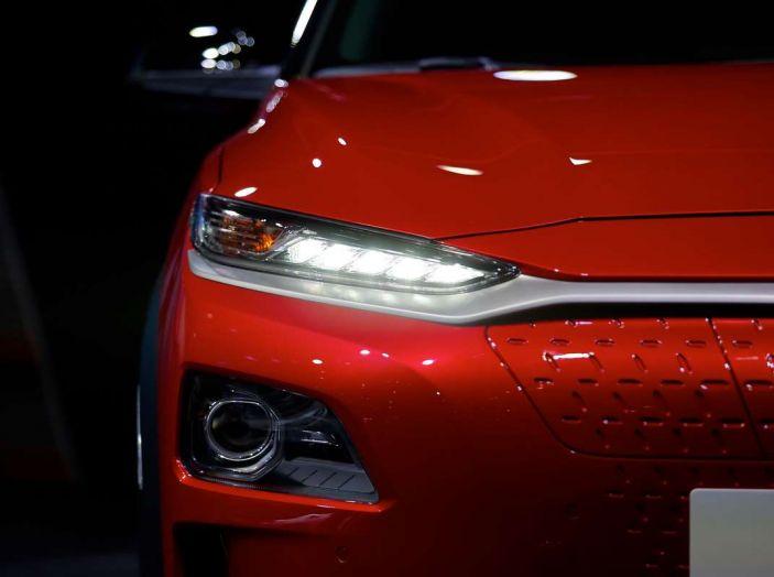 Hyundai Kona Electric 2018: tanta autonomia, dotazioni ricche e prezzi contenuti - Foto 8 di 9