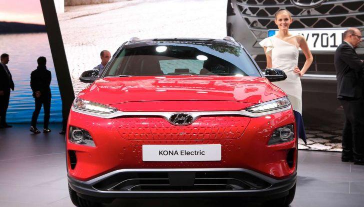 Hyundai Kona Electric 2018: tanta autonomia, dotazioni ricche e prezzi contenuti - Foto 9 di 9
