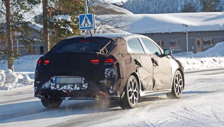 Hyundai I30 Fastback N: eleganza fa rima con potenza - Foto 17 di 26