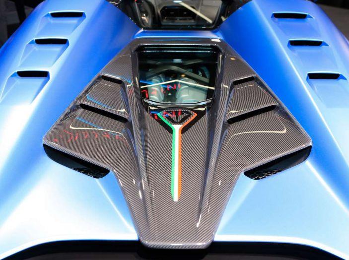 Italdesign ZeroUno Duerta, la Targa V10 da 2 milioni di euro - Foto 10 di 16