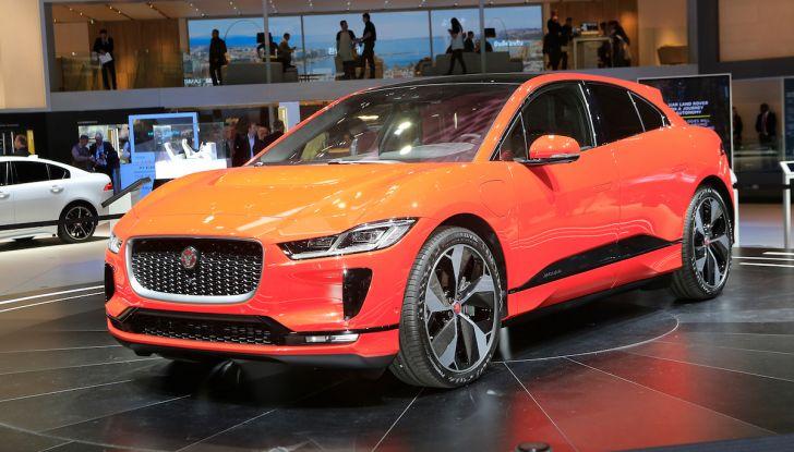 Jaguar I-PACE, prezzo e caratteristiche del crossover elettrico - Foto 2 di 25