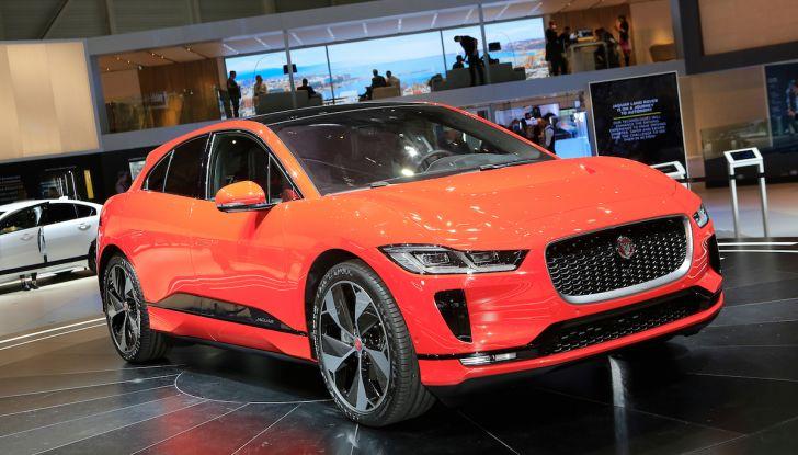 Jaguar I-PACE, prezzo e caratteristiche del crossover elettrico - Foto 8 di 25