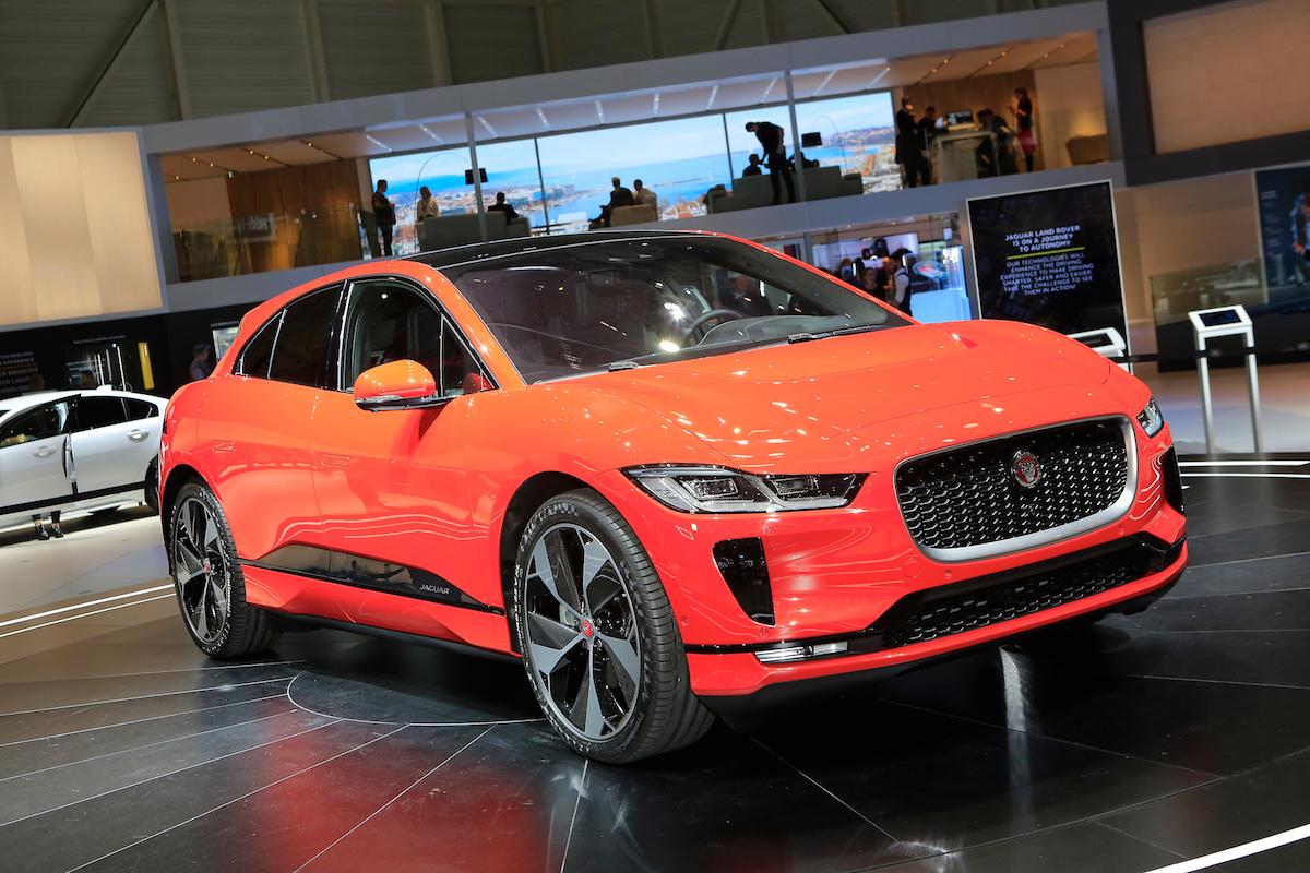 Jaguar - I-PACE