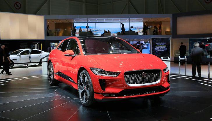Jaguar I-PACE, prezzo e caratteristiche del crossover elettrico - Foto 1 di 25