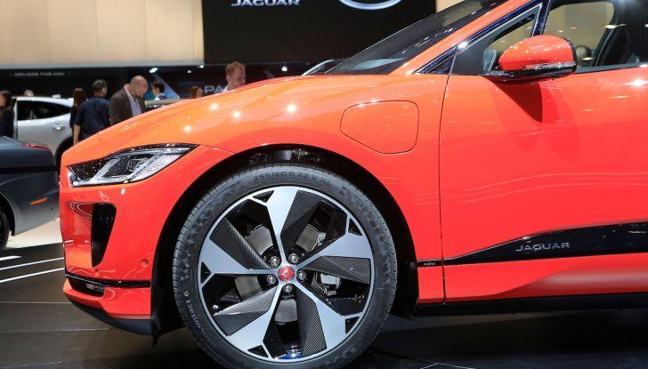 Jaguar I-PACE, prezzo e caratteristiche del crossover elettrico - Foto 6 di 25