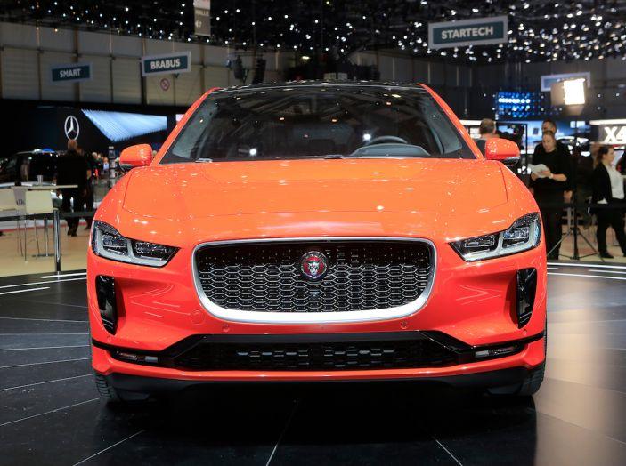 Ginevra 2018: le auto elettriche presentate al Salone