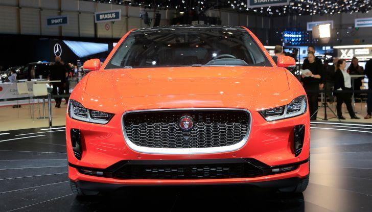 Jaguar I-PACE, prezzo e caratteristiche del crossover elettrico - Foto 3 di 25