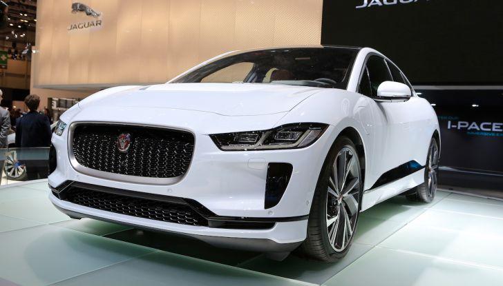 Jaguar I-PACE, prezzo e caratteristiche del crossover elettrico - Foto 25 di 25