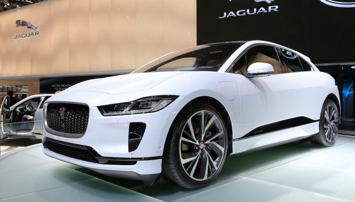 Jaguar I-PACE, prezzo e caratteristiche del crossover elettrico - Foto 24 di 25