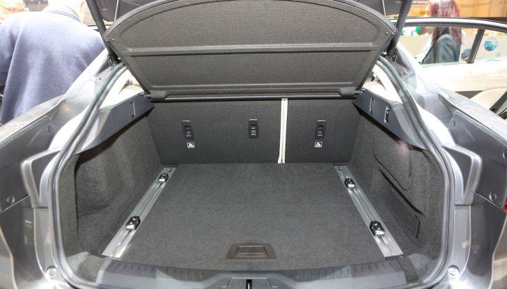 Jaguar I-PACE, prezzo e caratteristiche del crossover elettrico - Foto 22 di 25