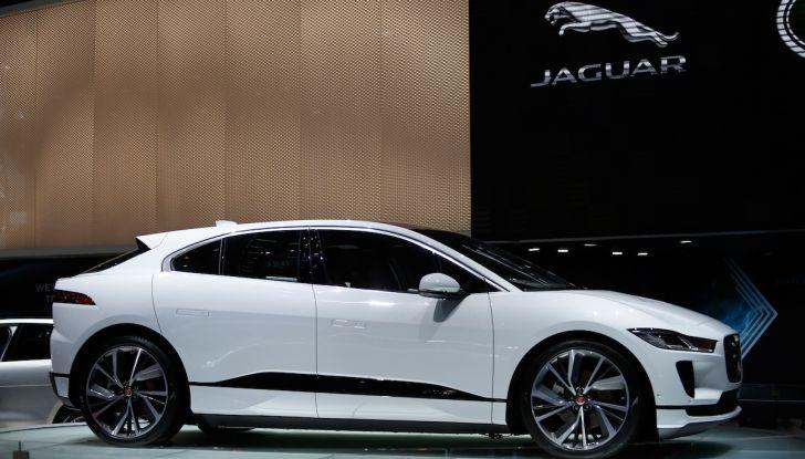 Jaguar I-PACE, prezzo e caratteristiche del crossover elettrico - Foto 15 di 25