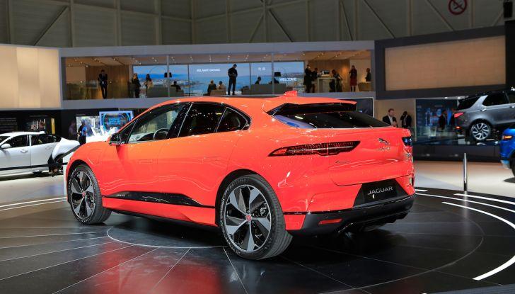 Jaguar I-PACE, prezzo e caratteristiche del crossover elettrico - Foto 7 di 25