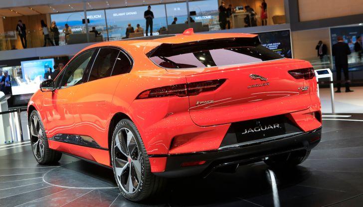 Jaguar I-PACE, prezzo e caratteristiche del crossover elettrico - Foto 4 di 25