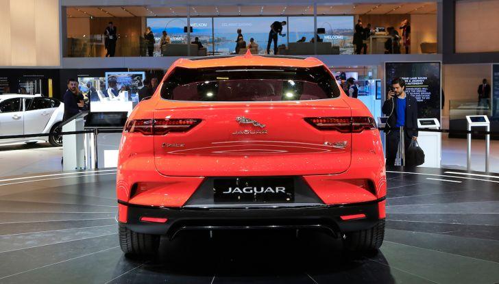 Jaguar I-PACE, prezzo e caratteristiche del crossover elettrico - Foto 5 di 25