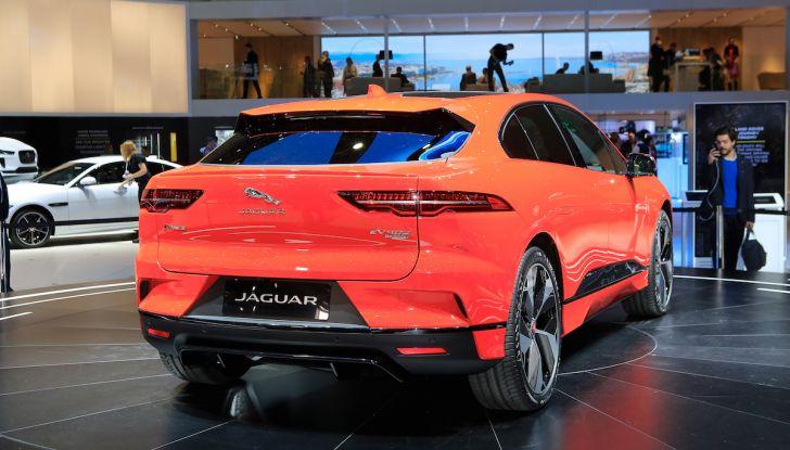 Jaguar I-PACE, prezzo e caratteristiche del crossover elettrico - Foto 11 di 25
