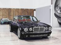 "Jaguar XJ, esemplare unico ""Johnny 3"" per Nicko McBrain degli Iron Maiden"