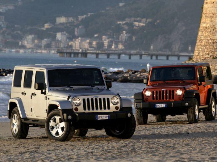 Jeep Wrangler, storia di un mito del fuoristrada - Foto 4 di 17