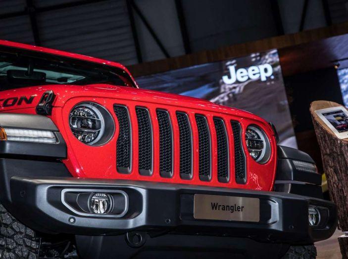 Nuovo Jeep Wrangler 2018, l'icona offroad cambia pelle - Foto 3 di 12