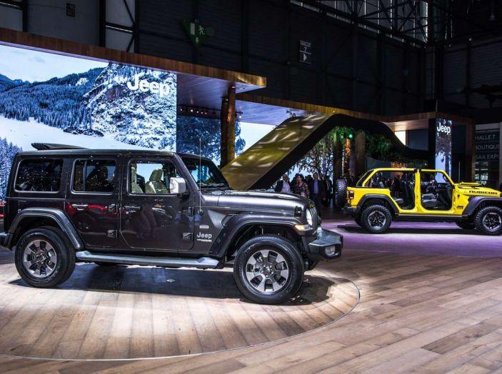 Nuovo Jeep Wrangler 2018, l'icona offroad cambia pelle - Foto 7 di 12