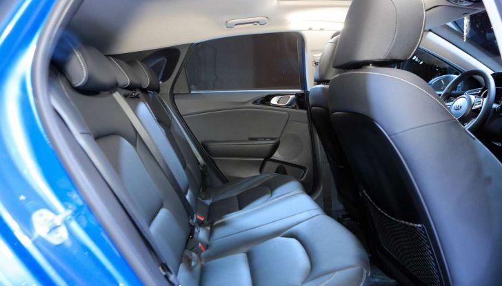 Kia Ceed 2018: nuovi motori e design inedito - Foto 15 di 17