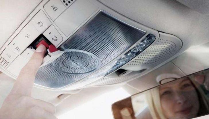 La chiamata di emergenza in auto diventa obbligatoria - Foto 2 di 9