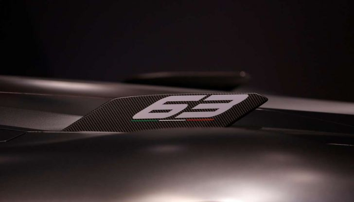 Lamborghini Terzo Millennio con carrozzeria auto-riparante - Foto 7 di 16