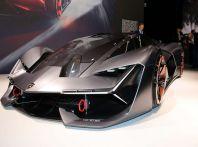 Lamborghini Terzo Millennio con carrozzeria auto-riparante